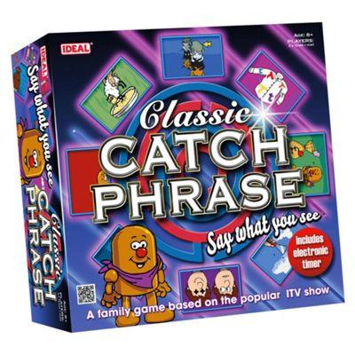 Classic Catch Phrase Board Game