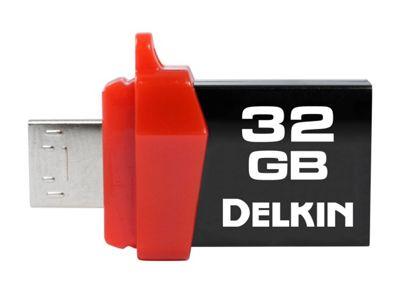 Delkin 32GB PictureStick USB3.0 Flash Drive