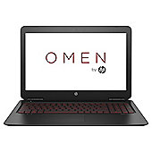 "HP Omen 15-ax202na, 15.6"" Gaming Laptop with Intel i5, 8GB RAM, 1TB HDD, 128GB SSD, NVIDIA GeForce GTX 1050 Full HD – Black"