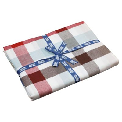 Jamie Oliver tablecloth red stripe