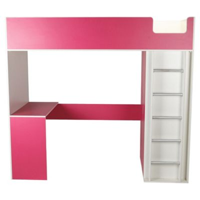 Jasper Highsleeper White/Pink