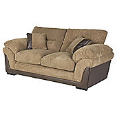 Kendal Jumbo Cord Medium Sofa, Taupe