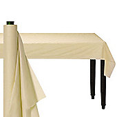 Ivory Table Roll - 30m Plastic
