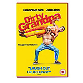 Dirty Grandpa DVD