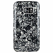 Evutec Ssmsung Galaxy S7 Mobile Phone Case KALEIDOSCOPE SC SERIES - GREY