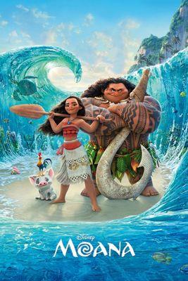 Disney Moana Magical Sea Poster 61x91.5cm