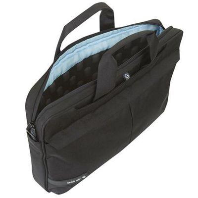 Techair Premium Modern Classic Notebook Case (Black) 15.6 inch Laptops