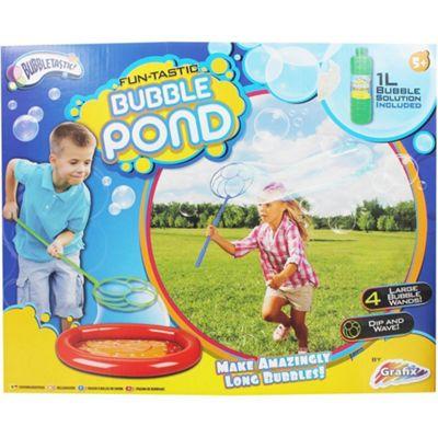 Fun-Tastic Bubble Pond