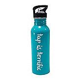 H20 Water Bottle - 7.5 x 7.5 x 25.5cm - Summit