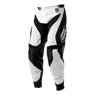 TroyLee SE Bike Pant Corse White/Black 32