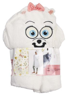 The Secret Life of Pets 'Gidget' Girls One Size Cuddle Robe