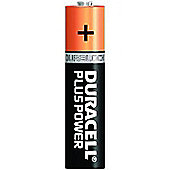Duracell MN2400B12 Alkaline 1.5V non-rechargeable battery
