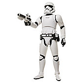 "Big Figs Star Wars Ep8 20"" First Order Stormtrooper"