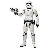 "Big Figs Star Wars Ep8 20"" First Order Stormtrooper"