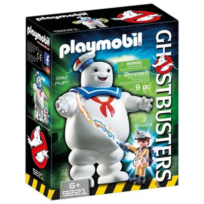 Playmobil 9221 Ghostbusters? Stay Puft Marshmallow Man