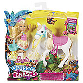 Barbie Doll and Her Sisters in a Puppy Chase