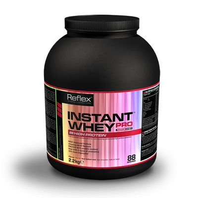 Reflex Instant Whey PRO 2.2kg - Strawberries & Cream