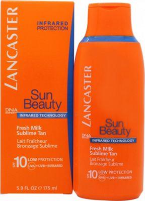 Lancaster Sun Beauty Velvet Milk Sublime Tan SPF10 175ml