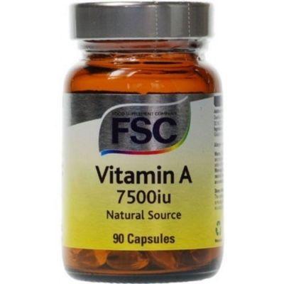 Vitamin A 7500Iu