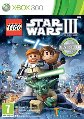 Lego Star Wars Iii Classics