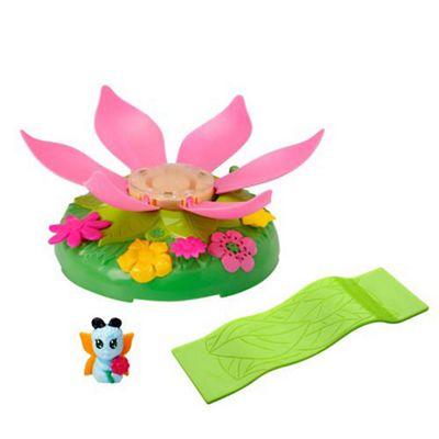 Lite Sprites Deluxe Flower Playset
