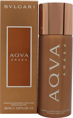 Bvlgari Aqva Amara Body Spray 150ml