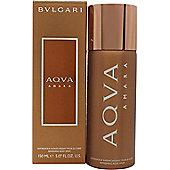 Bvlgari Aqva Amara Body Spray 150ml