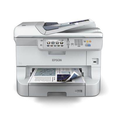 Epson WorkForce Pro WF-8510DWF Colour Inkjet Multifunction Printer
