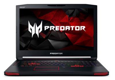 Acer Predator 17 G9-793 17.3 inch Gaming Notebook Core i7 (7700HQ) 2.8GHz 16GB 1TB+128GB SSD DVD±RW WLAN Win10 Home 64-bit (GeForce GTX 1070 8GB)