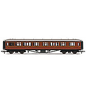 Hornby RailRoad BR Hawksworth 1st Class Coach - post 1956