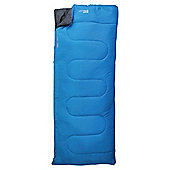 Yellowstone Comfort 200gsm Single Sleeping Bag Blue