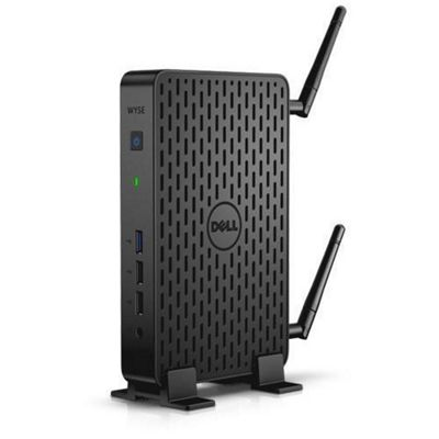 Dell Wyse 3030 Thin Client Desktop Intel Celeron 16GB Flash HDD Windows 7 Pro Integrated Graphics