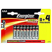 Energizer MAX Alkaline AAA Batteries 12 Pack