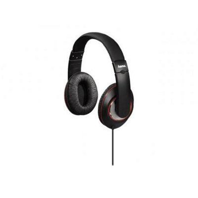 Hama HK6103 Over-Ear Stereo Headphones Black - 00122743