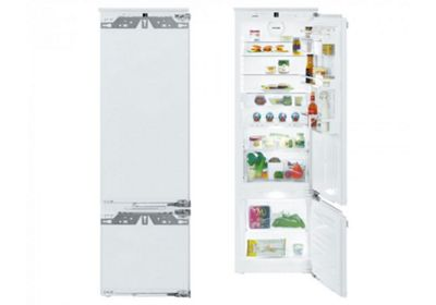 Liebherr ICBP3266 Premium Integrated NoFrost Fridge Freezer with Biofresh Door On Door