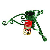 Gardman 6 Inch Christmas Tree Stand Green Sparkle