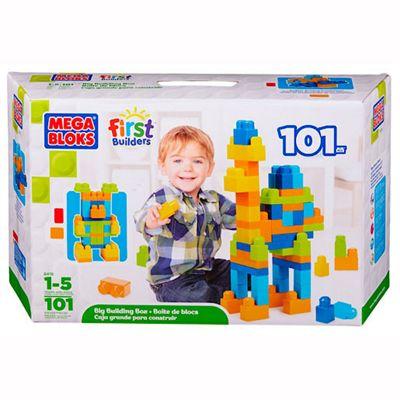 Mega Bloks 100 Maxi Bloks