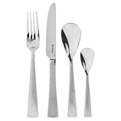 Viners Knightsbridge 18.10 16 Piece Cutlery Set
