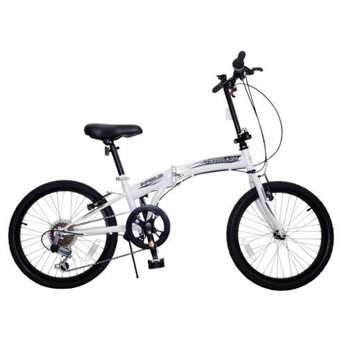 Terrain i-fold Folding Bike
