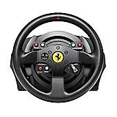 Thrustmaster T300 Ferrari GTE Steering Wheel for PC/PS4 - Black