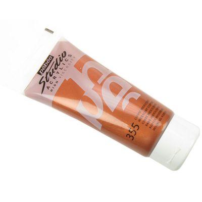 Pebeo Studio Acrylic 100ml - Iridescent Copper