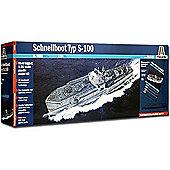 ITALERI Schnellboote S 100 PRM Edition 1:35 Ship Model Kit 5603
