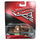 Disney Cars Mater Vehicle