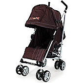 iSafe Media Viewing Stroller (Hot Chocolate)
