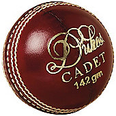 "Dukes Cadet ""A"" Cadet Match Cricket Balls Junior 142g (4.75oz)"