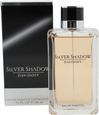 Davidoff Silver Shadow Eau de Toilette (EDT) 100ml Spray For Men