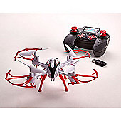 Infrared Control RC Drone - Red