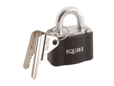 Squire 39 Stronglock Padlock Steel Case