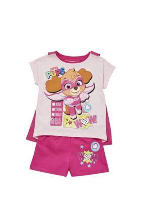 Paw Patrol Skye Pyjamas Pink 18-24 months