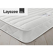Layezee by Silentnight Calm Memory Mattress
